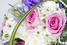 Free Wedding Bouquet Stock Image - 16171211