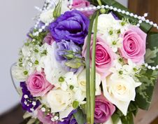 Free Wedding Bouquet Stock Image - 16171221