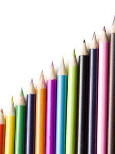 Free Color Pencils Stock Photos - 16171293