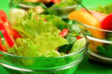 Free Vegetables Salad Stock Images - 16172534