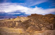 Free Death Valley Desolated Scenery Stock Photography - 16172972