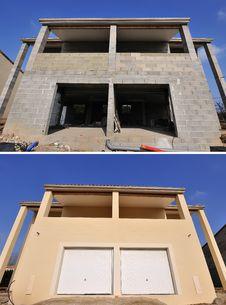 Free House-construction Royalty Free Stock Photos - 16174028