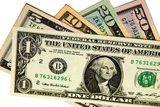 Free The American Money Stock Photography - 16174082