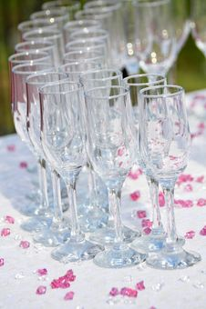 Free Champagne Glasses Stock Photos - 16174833