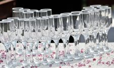 Free Champagne Glasses Stock Photography - 16174852