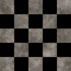 Free Grungy Chessboard Royalty Free Stock Photo - 16174925