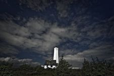Free Blaavandshuk Lighthouse Stock Photo - 16175080
