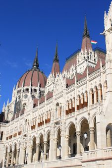 Free Hungarian Parliament Stock Photo - 16175870