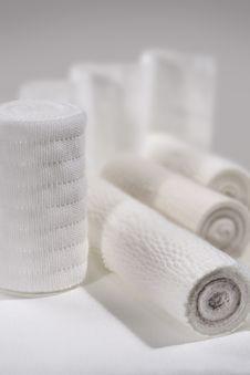 Free Bandage Elastic Royalty Free Stock Images - 16176009