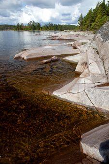 Ladoga Islands Stock Photos