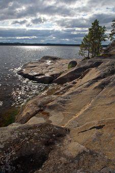 Ladoga Islands Royalty Free Stock Image
