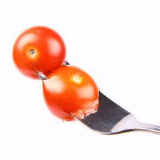 Free Cherry Tomatoes Royalty Free Stock Photo - 16177615