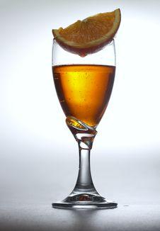 Free Orange Refreshment Royalty Free Stock Images - 16177849
