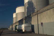 Fuel Storage Tank Stock Photos