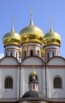 Free Russian Church Stock Photography - 16178432