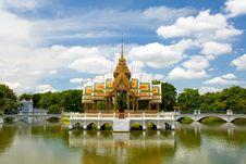 Free Pang-Pa-In Palace Stock Images - 16178724