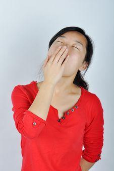 Free Big Yawn Royalty Free Stock Images - 16178969