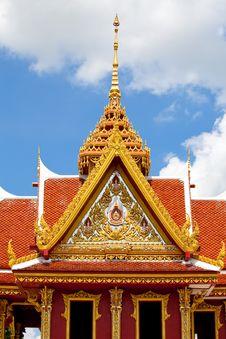Free Wat Thai Royalty Free Stock Image - 16179076