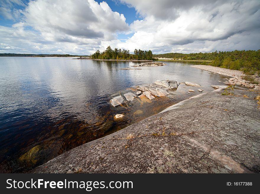 Ladoga islands