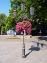Free Old Street Lamp Stock Images - 16186224