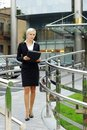 Free Young Attractive Business Woman Royalty Free Stock Images - 16188059