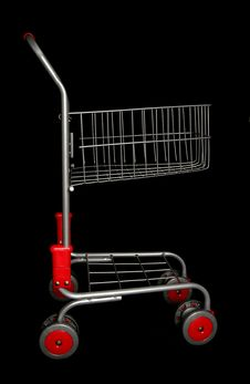 Free Shopping Trolley Stock Images - 16180664