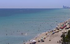 Free Beach Tourism Stock Photography - 16181082