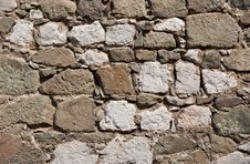 Free Wall From  Stone Blocks Royalty Free Stock Images - 16181509