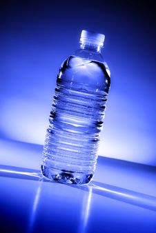 Free Water Bottle Royalty Free Stock Photo - 16181535