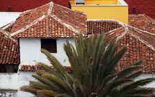 Free Red Roofs Royalty Free Stock Image - 16181636