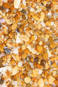 Free Sea Stones Royalty Free Stock Photos - 16181638