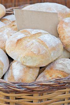 Free Artisan Bread Royalty Free Stock Photo - 16181795