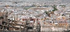 Free Panoramicl Of Seville Royalty Free Stock Image - 16182116