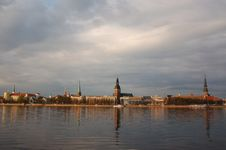 Free Old Riga Royalty Free Stock Images - 16182259