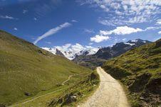 Free Mountain Path Stock Photo - 16182490