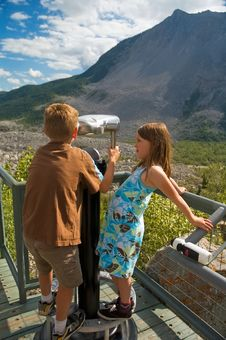 Free Turtle Mountain Frank Slide Royalty Free Stock Images - 16182919