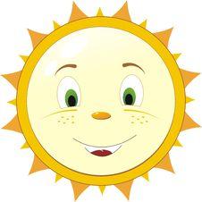 Free Sun Royalty Free Stock Image - 16183166