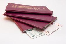 Free Passports Royalty Free Stock Photos - 16183738