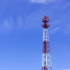 Free Communication Antenna Stock Image - 16185511