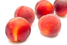 Free Peaches Royalty Free Stock Photos - 16185968