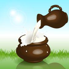 Free Milk Stock Photos - 16186023