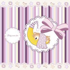 Free Birth Announcement Stock Photos - 16186053