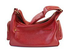 Free Female Red Bag Royalty Free Stock Images - 16186139
