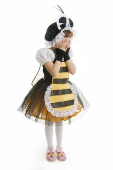 Free Grief At A Bee Stock Photos - 16187173