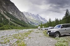 Free Massif Of Mont-Blanc Stock Image - 16187511