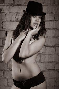 Free Sexy Girl Stock Photo - 16187610