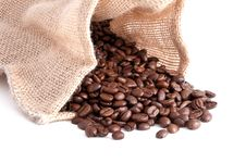 Free Coffee Beans Royalty Free Stock Photography - 16187647