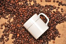 Free Coffee Cup Royalty Free Stock Images - 16188039