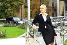 Free Young Attractive Business Woman Royalty Free Stock Photo - 16188075