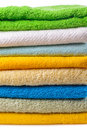 Free Stack Of Towels Stock Images - 16194674